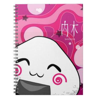 Unlock Words Spiral Notebook