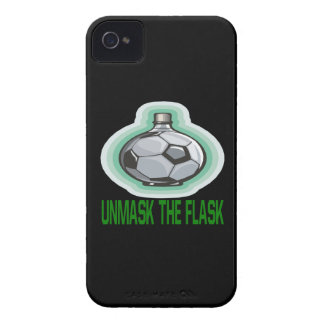 Unmask The Flask iPhone 4 Covers