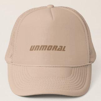 UNMORAL TRUCKER HAT