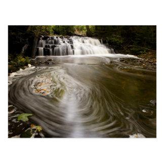 Unnamed Falls Postcard