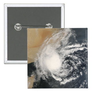 Unnamed Tropical Cyclone 15 Cm Square Badge