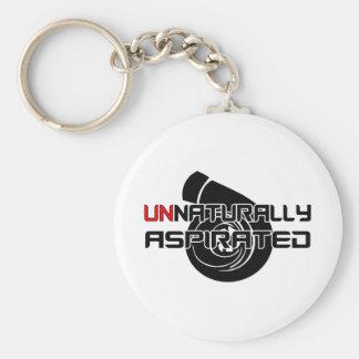 Unnaturally Aspirated Key Ring