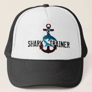 UNNC SHARK TRAINER TRUCKER HAT