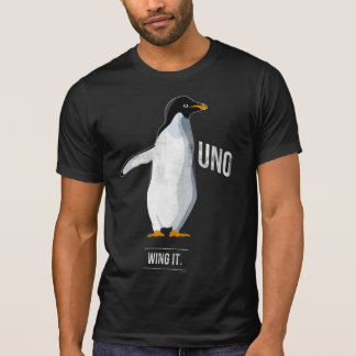 Uno-Wing It Destroyed T-Shirt