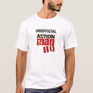 Unofficial Action Man HQ T-Shirt