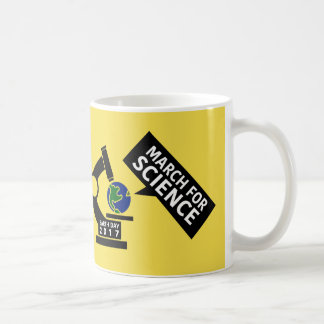 Unofficial March for Science Mug