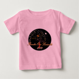 (Unofficial) Thunder Over Louisville 2010 Baby C Baby T-Shirt
