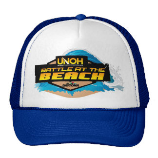 UNOH Battle at the Beach hats