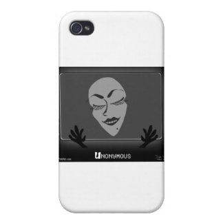 Unonymous Vision Case For iPhone 4