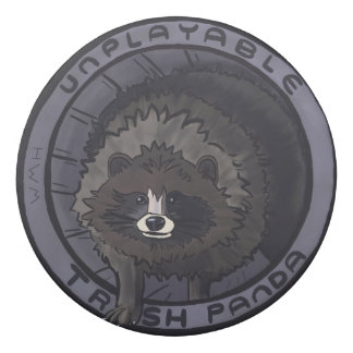 Unplayable Trash Panda Eraser