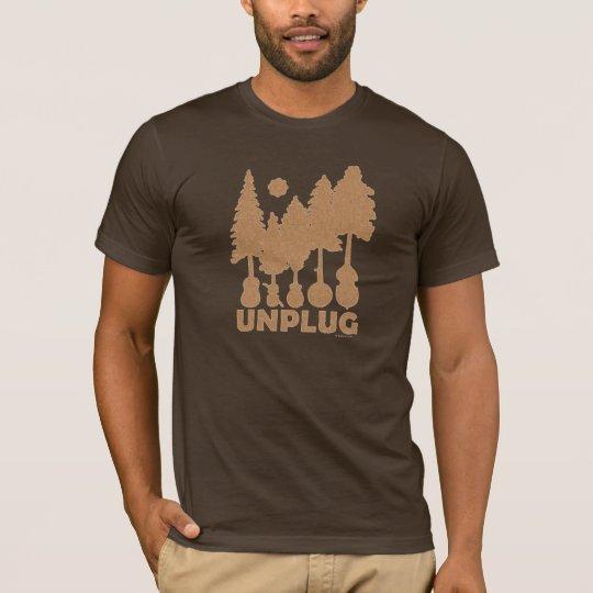 Unplug - Bluegrass Forest T-shirt