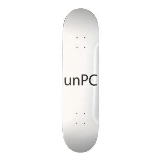 unPolitically Correct.ai 21.3 Cm Mini Skateboard Deck