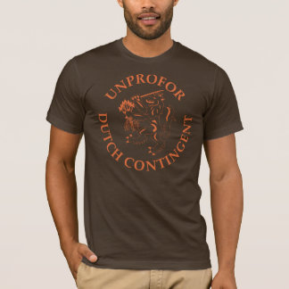 UNPROFOR Dutch contingent T-Shirt