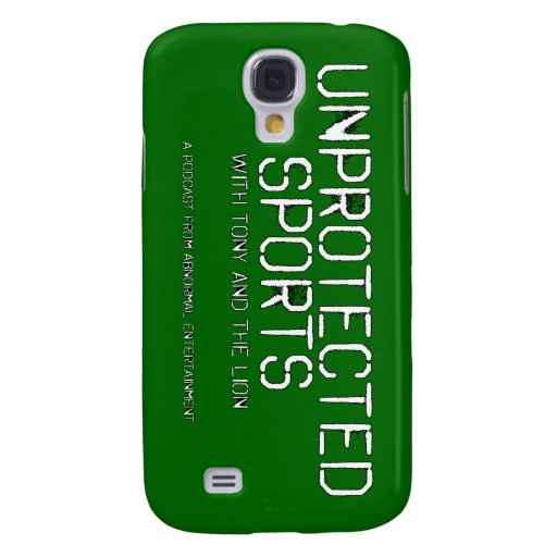 Unprotected Sports Samsung Galaxy S4 Cases