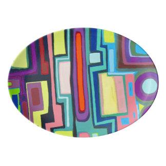 Unravel Serving Platter