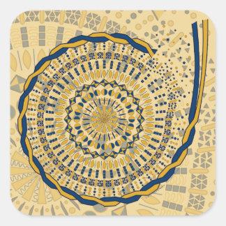 Unravel Sticker