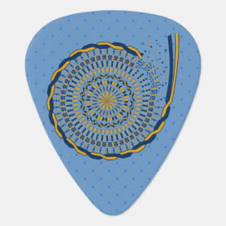 Unraveling Guitar Pick