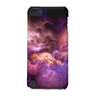 Unreal Purple Clouds iPod Touch 5G Cover