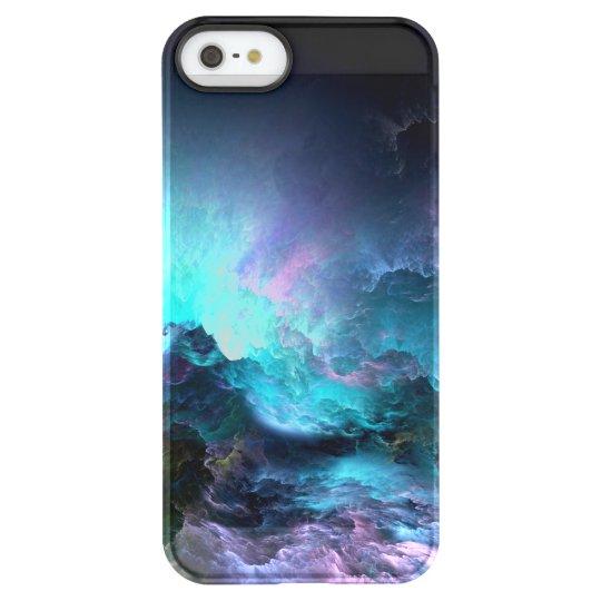 Unreal Stormy Ocean Permafrost® iPhone SE/5/5s Case