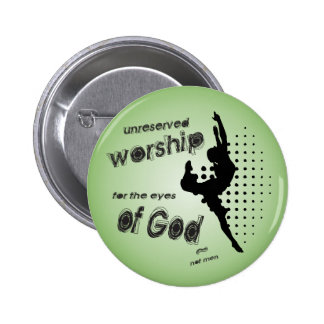 Unreserved Worship button/badge