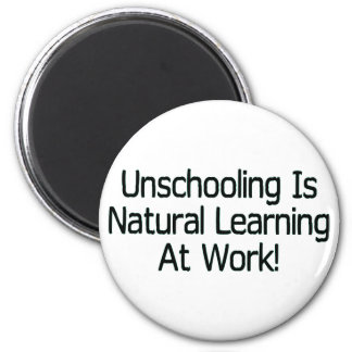 Unschooling Magnet