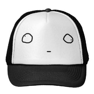 Unsightly Face (Zoned Out) Cap