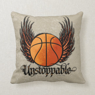 Unstoppable (Basketball) Cushion