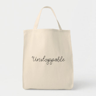 Unstoppable Tote