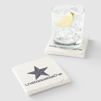 UnstoppableOne Star Marble Coaster