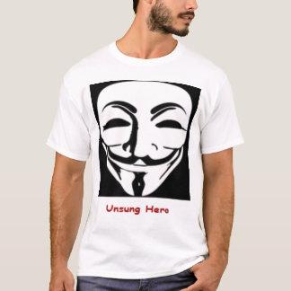 Unsung Hero (Anonymous) T-Shirt