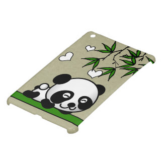 Unsuspecting Panda iPad Mini Covers