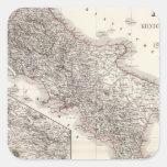 Unter Italien, beider Sicilien - Naples Region Stickers