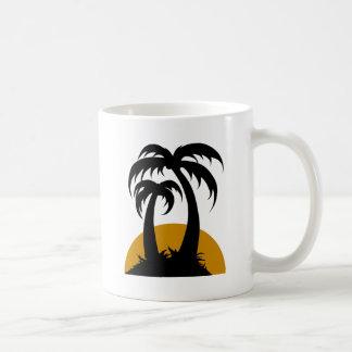Unter Palmen Coffee Mug
