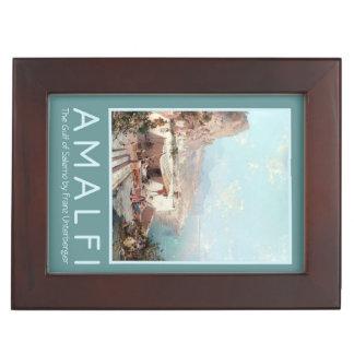 Unterberger's Amalfi custom keepsake box