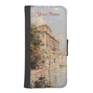 Unterberger's Venice custom monogram phone wallets