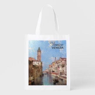 Unterberger's Venice custom reusable bag