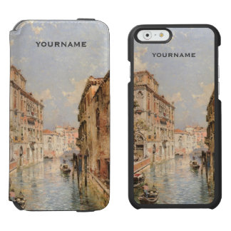 Unterberger's Venice custom wallet cases Incipio Watson™ iPhone 6 Wallet Case