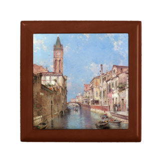 Unterberger's Venice gift / jewelry box