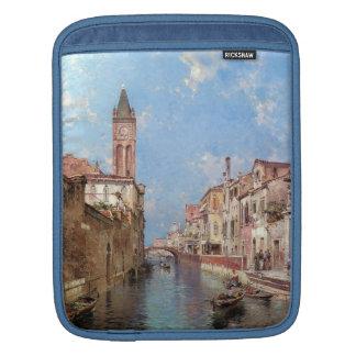 Unterberger's Venice iPad sleeve