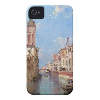 Unterberger's Venice iPhone case