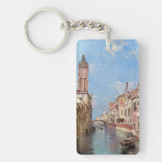 Unterberger's Venice key chain