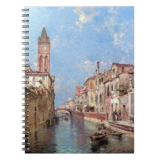 Unterberger's Venice notebook