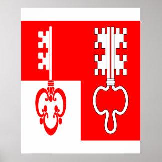 Unterwalden, Switzerland Poster