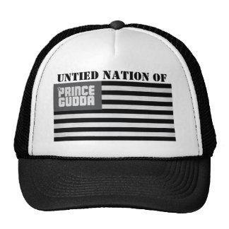UNTIED NATION OF Prince Gudda Hats