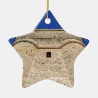 Until Mark tower Ceramic Star Decoration
