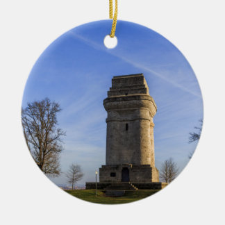 Until Mark tower Ornament