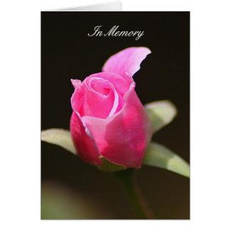 """""""Until"""" Sympathy Card"""