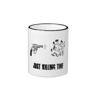 Untimely Coffee Mug