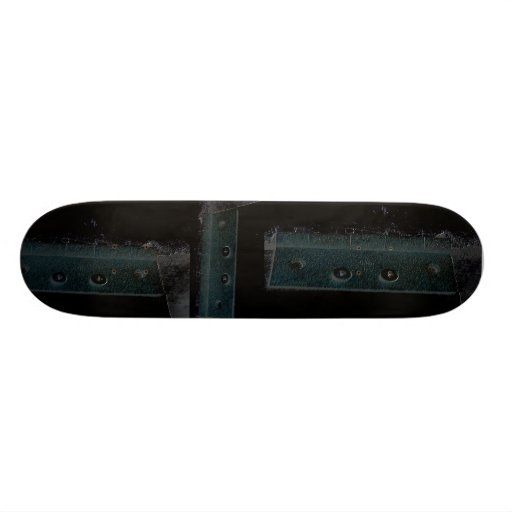 Untitled #15 skate deck