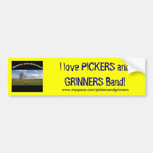 Untitled Bumper Sticker